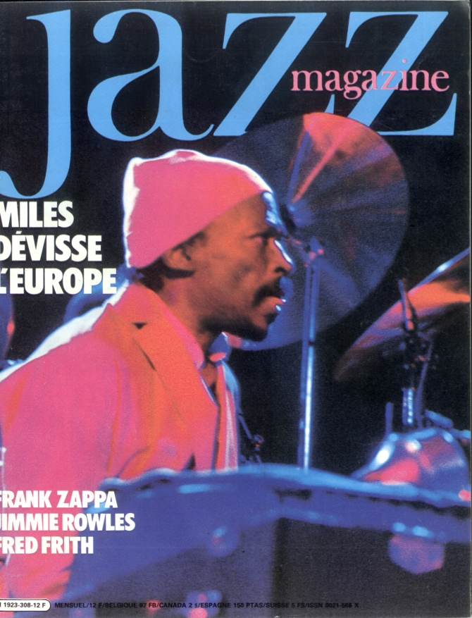 Jazz Magazine 308 (1982:06)