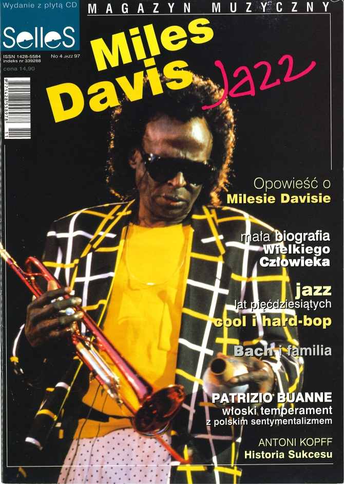 Magazyn Muzyczny 1997:04 (Cover)